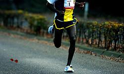 18-11-2007 ATLETIEK: ZEVENHEUVELENLOOP: NIJMEGEN<br /> Lopen hardlopen creative atletiek item Sileshi Sihine<br /> ©2007-WWW.FOTOHOOGENDOORN.NL