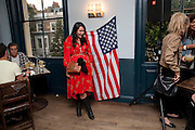 KIRSTY RILEY, WranglerÕs Nottinghill Carnival Party at the Bumpkin restaurant.  Westbourne Park Rd. London W1. 28 August 2011. <br /> <br />  , -DO NOT ARCHIVE-© Copyright Photograph by Dafydd Jones. 248 Clapham Rd. London SW9 0PZ. Tel 0207 820 0771. www.dafjones.com.<br /> KIRSTY RILEY, Wrangler's Nottinghill Carnival Party at the Bumpkin restaurant.  Westbourne Park Rd. London W1. 28 August 2011. <br /> <br />  , -DO NOT ARCHIVE-© Copyright Photograph by Dafydd Jones. 248 Clapham Rd. London SW9 0PZ. Tel 0207 820 0771. www.dafjones.com.