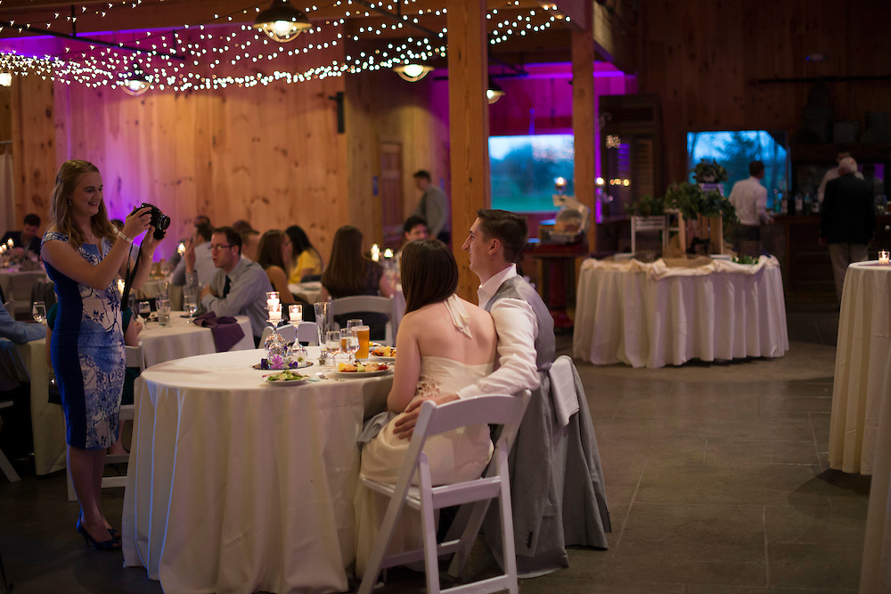Smart Wedding Reception