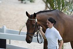 Algotsson Linda, SWE, Fairnet<br /> Final Horse inspection Eventing<br /> Olympic Games Rio 2016<br /> © Hippo Foto - Dirk Caremans<br /> 09/08/16