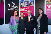 21/1/16  US Ambassador Kevin O'Malley at the Simon Shopping Destinations stand at the Holiday World Show in the RDS in Dublin. Picture: Arthur Carron