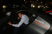 AMIR BOUSSEAU, De Grisogono & Londino Car Rally  party. <br />