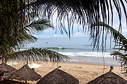 Sept. 2020, An Bang Beach: This is a premier beach that not many really know about. It's got great sand and light surf and many places to find a lounge chair, umbrella and drink or food.