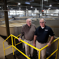 Jimmy & Eddie Russel, Master Distillers of Wild Turkey Distillery