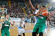 DESCRIZIONE : Avellino Lega A 2015-16 Sidigas Avellino Banco di Sardegna Sassari<br /> GIOCATORE : James Nunnally<br /> CATEGORIA : penetrazione tiro<br /> SQUADRA : Sidigas Avellino <br /> EVENTO : Campionato Lega A 2015-2016 <br /> GARA : Sidigas Avellino Banco di Sardegna Sassari<br /> DATA : 09/11/2015<br /> SPORT : Pallacanestro <br /> AUTORE : Agenzia Ciamillo-Castoria/A. De Lise <br /> Galleria : Lega Basket A 2015-2016 <br /> Fotonotizia : Avellino Lega A 2015-16 Sidigas Avellino Banco di Sardegna Sassari