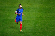 Olivier Giroud (FRA) runned during the 2017 Friendly Game football match between France and Wales on November 10, 2017 at Stade de France in Saint-Denis, France - Photo Stephane Allaman / ProSportsImages / DPPI