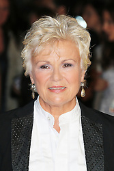 © Licensed to London News Pictures. 17/10/2013, UK. Julie Walters, One Chance -  European film premiere, Odeon Leicester Square, London UK, 17 October 2013. Photo credit : Richard Goldschmidt/Piqtured/LNP