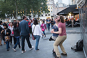 Leicester Sq. West End, t. London. 28 July 2016