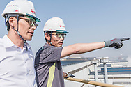 Korea / Asan <br /> <br /> Dongbu Steel Plant / Veolia<br /> <br /> <br /> © Daniele Mattioli China Corporate Photographer for Veolia