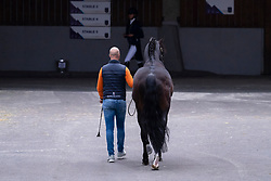 Witte Jeroen, NED, Apache<br /> LONGINES FEI World Cup™ Finals Gothenburg 2019<br /> © Dirk Caremans<br /> 05/04/2019