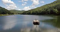Lake Buffalo West Virginia   photo by James Jordan
