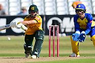 Nottinghamshire County Cricket Club v Durham County Cricket Club 180721