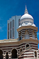 The eyecatching  Sultan Abdul Samad Building lies across from Merdeka Square in the heart of Kuala Lumpur.