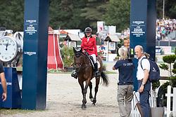 Donckers Karin, BEL, Fletcha van't Verahof<br /> European Championship Eventing<br /> Luhmuhlen 2019<br /> © Hippo Foto - Stefan Lafrentz<br /> 01/09/2019