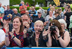 (c) Licenced to London News Pictures 13/06/2015. Windermere, Cumbria, UK. Photo credit : Harry Atkinson/LNP