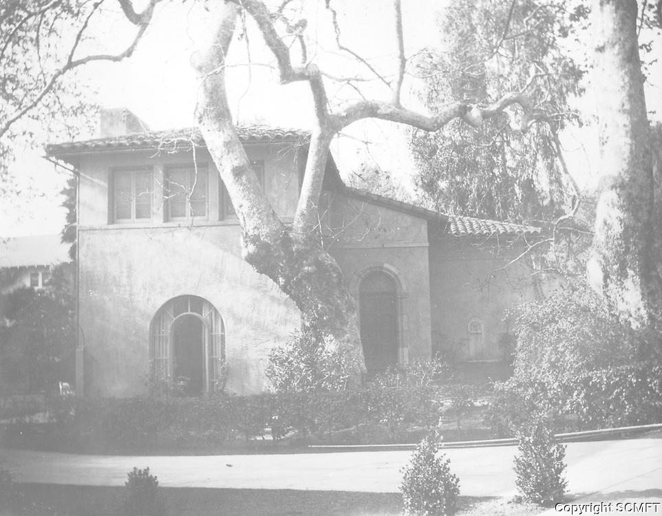 Circa 1928 7040 Hillside Ave in the Outpost Estates