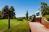 24-07-2016 Foto's persreis Golfers Magazine met Pin High naar Alicante en Valencia in Spanje. <br /> Foto: La Sella Golf - clubhuis.