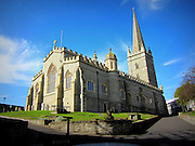 St Columb's Cathedral, London Street, Derry, 1633,