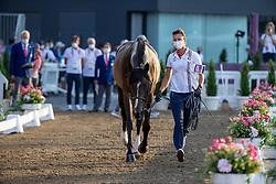 Leprevost Penelope, FRA, Vancouver De Lanlore, 338<br /> Olympic Games Tokyo 2021<br /> © Hippo Foto - Dirk Caremans<br /> 31/07/2021