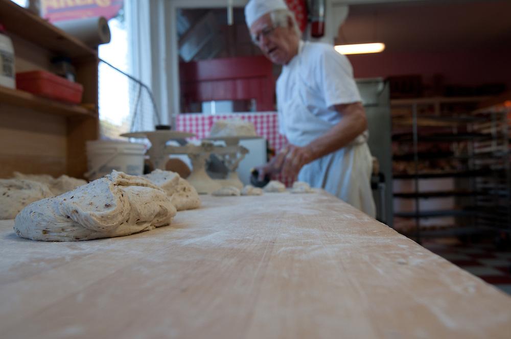 Boulangerie North Head Bakery, Grand Manan Island, New Brunswick, Canada. Photo by William Drumm.