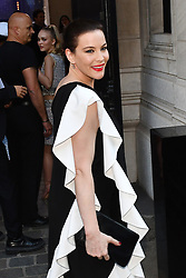 Liv Tyler arrives at the Vogue Foundation Dinner 2018 at Palais Galleria on July 3, 2018 in Paris, France. Photo by Laurent Zabulon/ABACAPRESS.COM