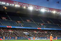 Parc des Princes - 28.03.2015 - Paris Saint Germain / Glasgow City FC - 1/4Finale retour Champions League<br /> Photo : Andre Ferreira / Icon Sport