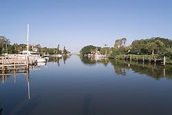 Florida intercoastal waterway