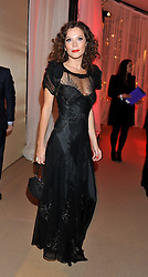 ANNA FRIEL at the Raisa Gorbachev Foundation Gala held at the Stud House, Hampton Court, Surrey on 22nd September 22 2011