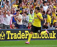 Watford v Bolton Wanderers 090814