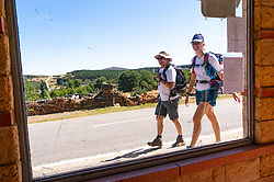 02-09-2019 ESP: WeHike2ChangeDiabetes - Senda de Bas day 2, Montealegte<br /> The third WeHike2ChangeDiabetes challenge promises to be a very special version! We are in beautiful Spain for the third time, this time we walk over a variant of the Camino Francés in El Bierzo. We walk in six days from Astorga to Santiago (a part with bus).