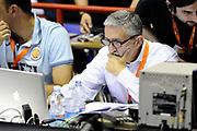 DESCRIZIONE : Forli DNB Final Four 2014-15 Npc Rieti BCC Agropoli<br /> GIOCATORE : Marco Calvani<br /> CATEGORIA : vip<br /> SQUADRA : <br /> EVENTO : Campionato Serie B 2014-15<br /> GARA : Npc Rieti BCC Agropoli<br /> DATA : 13/06/2015<br /> SPORT : Pallacanestro <br /> AUTORE : Agenzia Ciamillo-Castoria/M.Marchi<br /> Galleria : Serie B 2014-2015 <br /> Fotonotizia : Forli DNB Final Four 2014-15 Npc Rieti BCC Agropoli