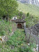 Greece, Epirus, Zagoria Aristi village