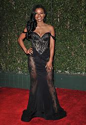 Keesha Sharp at The 49th NAACP Image Awards held at the Pasadena Civic Auditorium on January 15, 2018 in Pasadena, CA, USA (Photo by Sthanlee B. Mirador/Sipa USA)