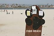 Dog Beach, Ocean Beach, San Diego, California (SD)
