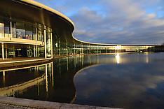 2013 McLaren Technology Centre
