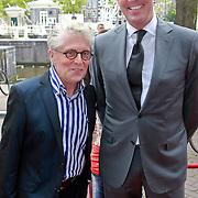 NLD/Amsterdam/20110731 - Premiere circus Hurricane met Hans Klok, Jacques d' Ancona en ..............