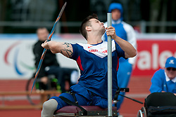 Nathan Stephens, 2014 IPC European Athletics Championships, Swansea, Wales, United Kingdom