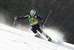 NANIRoberto of Italy competes during 10th Men's Slalom - Pokal Vitranc 2014 of FIS Alpine Ski World Cup 2013/2014, on March 8, 2014 in Vitranc, Kranjska Gora, Slovenia. Photo by Matic Klansek Velej / Sportida