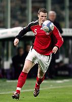 Fotball<br /> 01.03.2006<br /> Italia v Tyskland<br /> Foto: Graffiti/Digitalsport<br /> NORWAY ONLY<br /> <br /> Germany Robert Huth