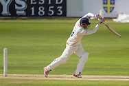 Gordon Muchall (Durham County Cricket Club)  in action during the LV County Championship Div 1 match between Durham County Cricket Club and Hampshire County Cricket Club at the Emirates Durham ICG Ground, Chester-le-Street, United Kingdom on 1 September 2015. Photo by George Ledger.