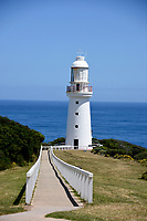 Light house and grounds on the Great Ocean Road