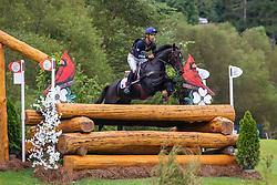 NICOLAS Astier (FRA), Vinci de la Vigne<br /> Tryon - FEI World Equestrian Games™ 2018<br /> Vielseitigkeit Teilprüfung Gelände/Cross-Country Team- und Einzelwertung<br /> 15. September 2018<br /> © www.sportfotos-lafrentz.de/Sharon Vandeput