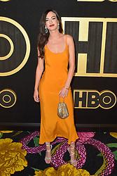 September 17, 2018 - West Hollywood, Kalifornien, USA - Cazzie David bei der HBO Aftershow Party der 70. Primetime Emmy Awards im Pacific Design Center. West Hollywood, 17.09.2018 (Credit Image: © Future-Image via ZUMA Press)