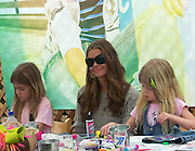 Denise Richards with daughters Lola Rose Sheen and Sam Sheen..2011 Celebrity Picnic Sponsored By Disney, Time For Heroes, To Benefit The Elizabeth Glaser Pediatric AIDS Foundation - Inside..Wadsworth Theater Lawn..Los Angeles, CA, USA..Sunday, June 12, 2011..Photo By CelebrityVibe.com..To license this image please call (212) 410 5354; or.Email: CelebrityVibe@gmail.com ;.website: www.CelebrityVibe.com