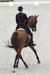 Seierskilde Lisbeth (DEN) - Jonstrupgaardens Ranfeur<br /> CHIO Rotterdam 2012<br /> © Hippo Foto - Leanjo de Koster