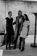 FIONA SCARRY; JEAN-JACQUES DUTKO; LAETITIA LESSER, Launch of the Dutko Gallery  the first commercial space in London dedicated to Art Deco design. 18 Davies Street , Mayfair. London. 15 October 2015