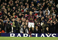 Photo: Lee Earle.<br /> Arsenal v Chelsea. The Barclays Premiership. 18/12/2005. Arsenal's Thierry Henry looks dejected after going close.