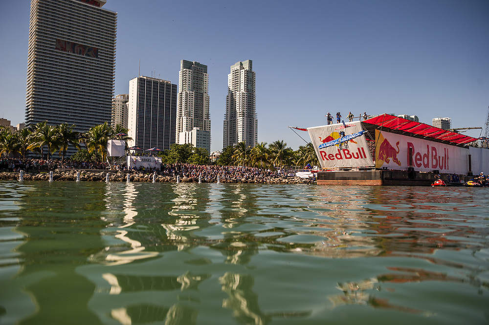 Cubicle Madness!   -  Performs at RedBull Flugtag in Miami, Florida on 11/03/2012
