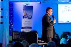 Mark Stevens - Ryan Hiscott/JMP - 06/08/2018 - RUGBY - Sandy Park - Exeter, England - Exeter Chiefs Season Launch Dinner