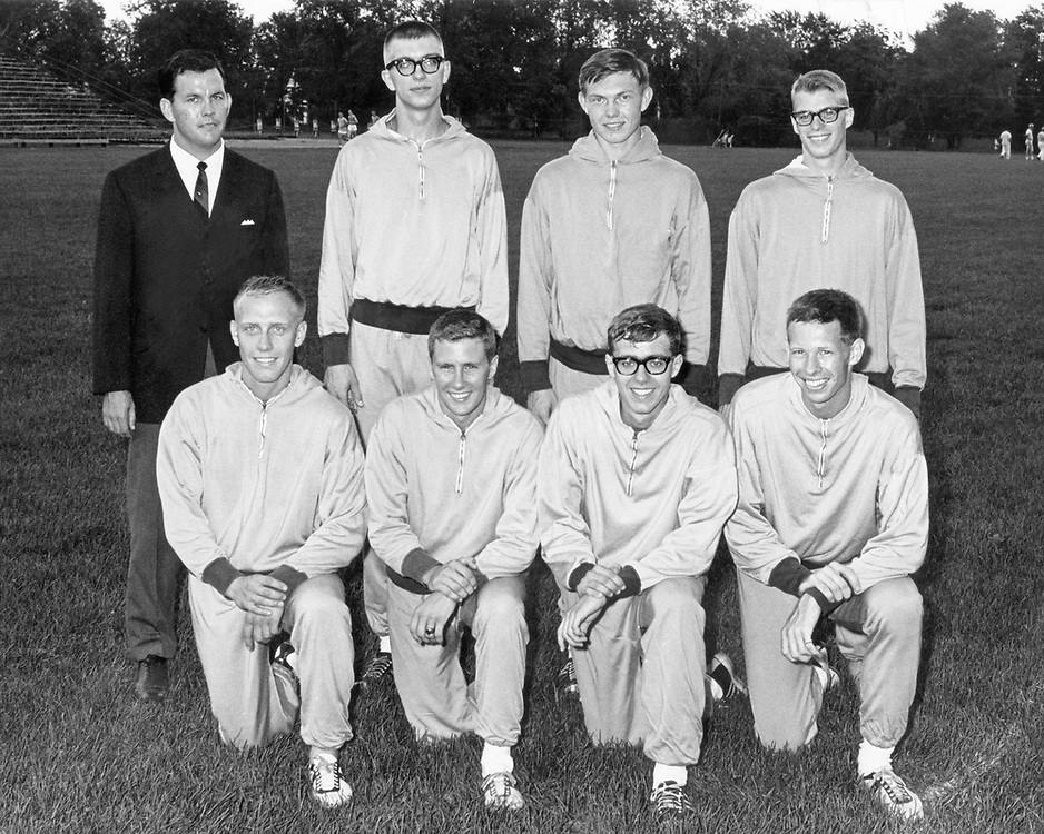 1965 Men's Cross Country<br /> Indiana Intercollegiate Conference<br /> Regular Season Champion